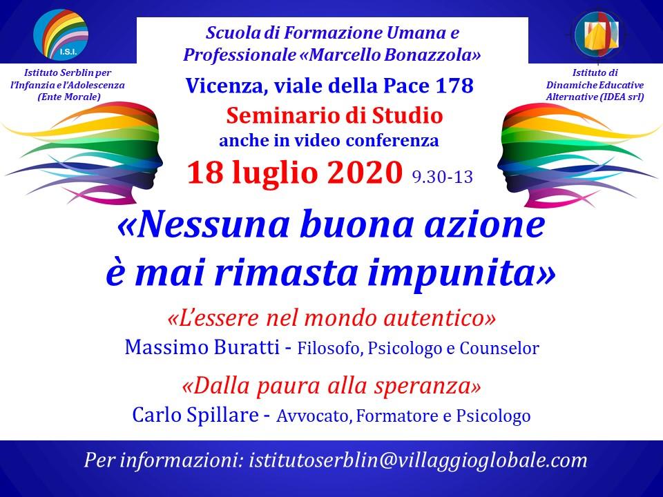 18 luglio invito