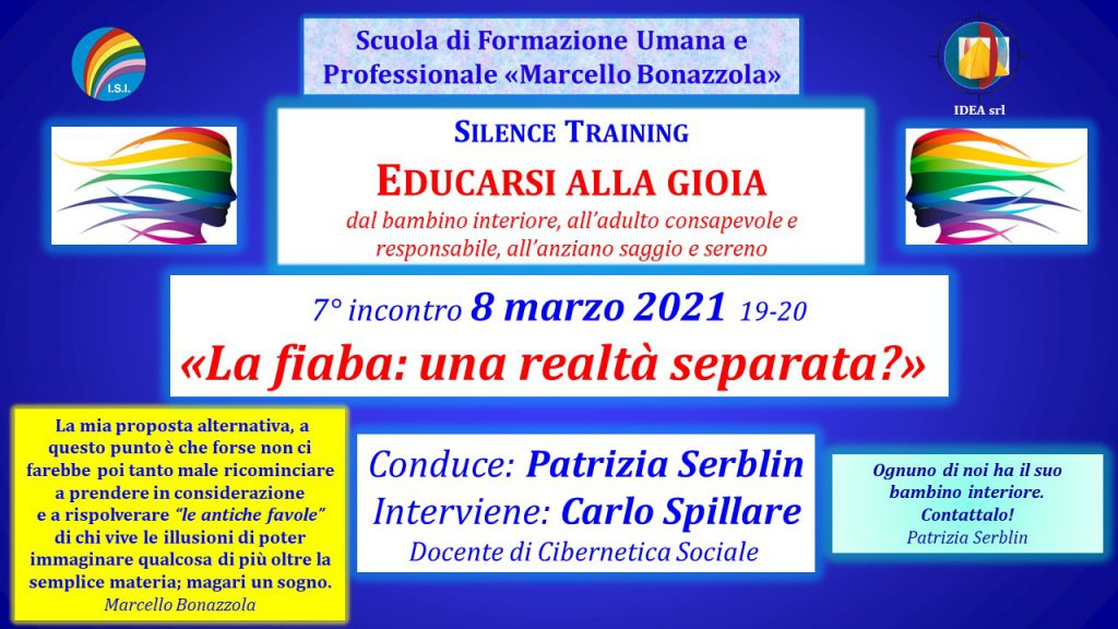 Silence Training 7 incontro